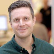 Morten Brustad Kjærland foto
